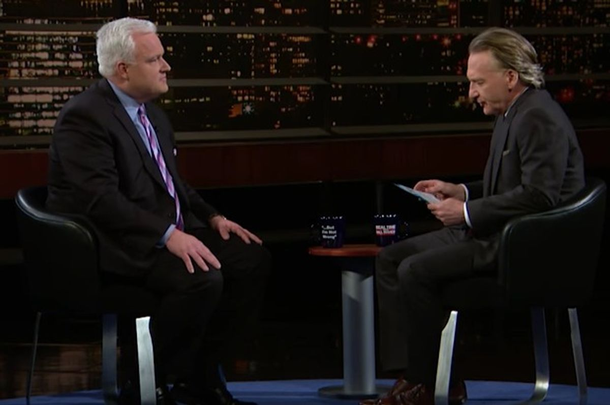 Matt Schlapp and Bill Maher on Real Time, 2.24.17