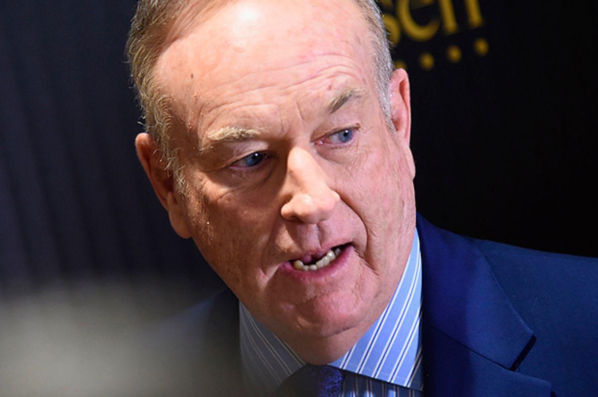 Bill O'Reilly   (Getty/Ilya S. Savenok)