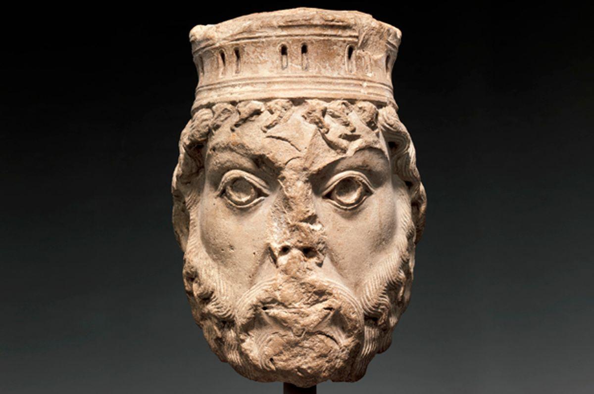 Head of King of David (metmuseum.org/Harris Brisbane Dick Fund, 1938)