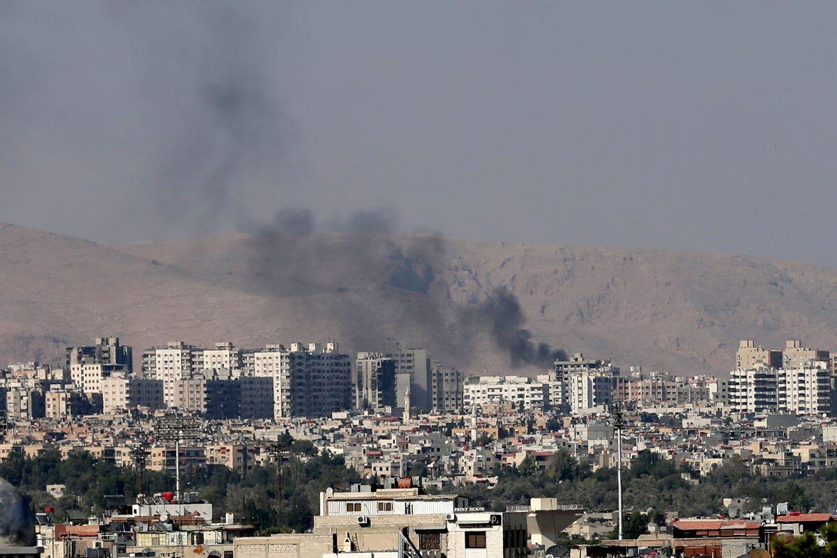 (AP Photo/Hassan Ammar, File))