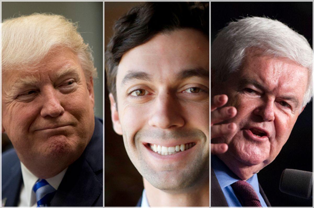 (AP/Andrew Harnik/John Bazemore/Evan Vucci)