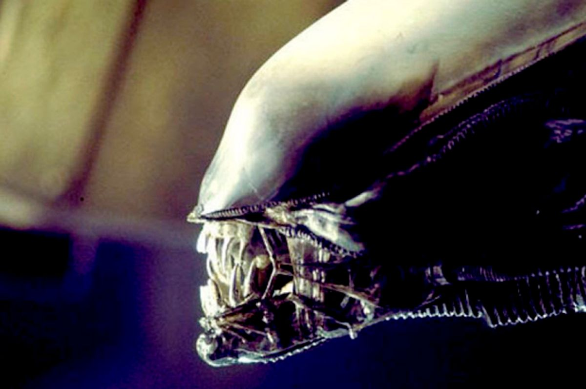 Alien Is Coming to TV…and Earth