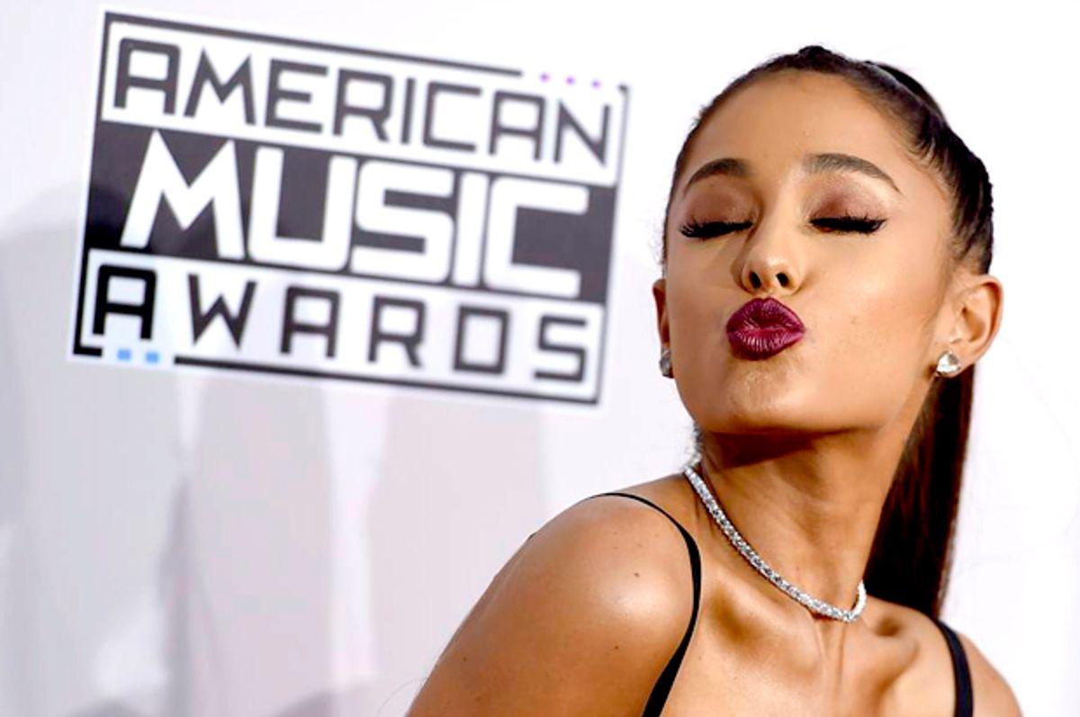Ariana Grande (AP/Jordan Strauss)
