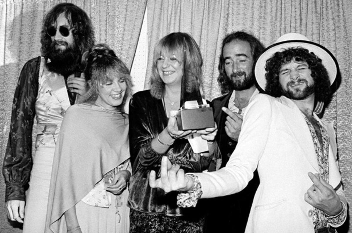 Fleetwood Mac   (AP/Nick Ut)