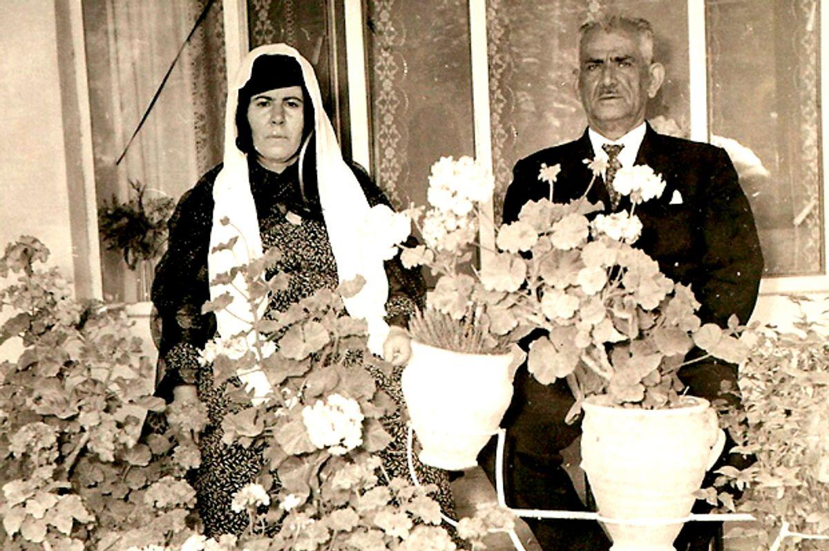 Fatima Zuhdi; Abdulla Zuhdi (Courtesy of the Author)