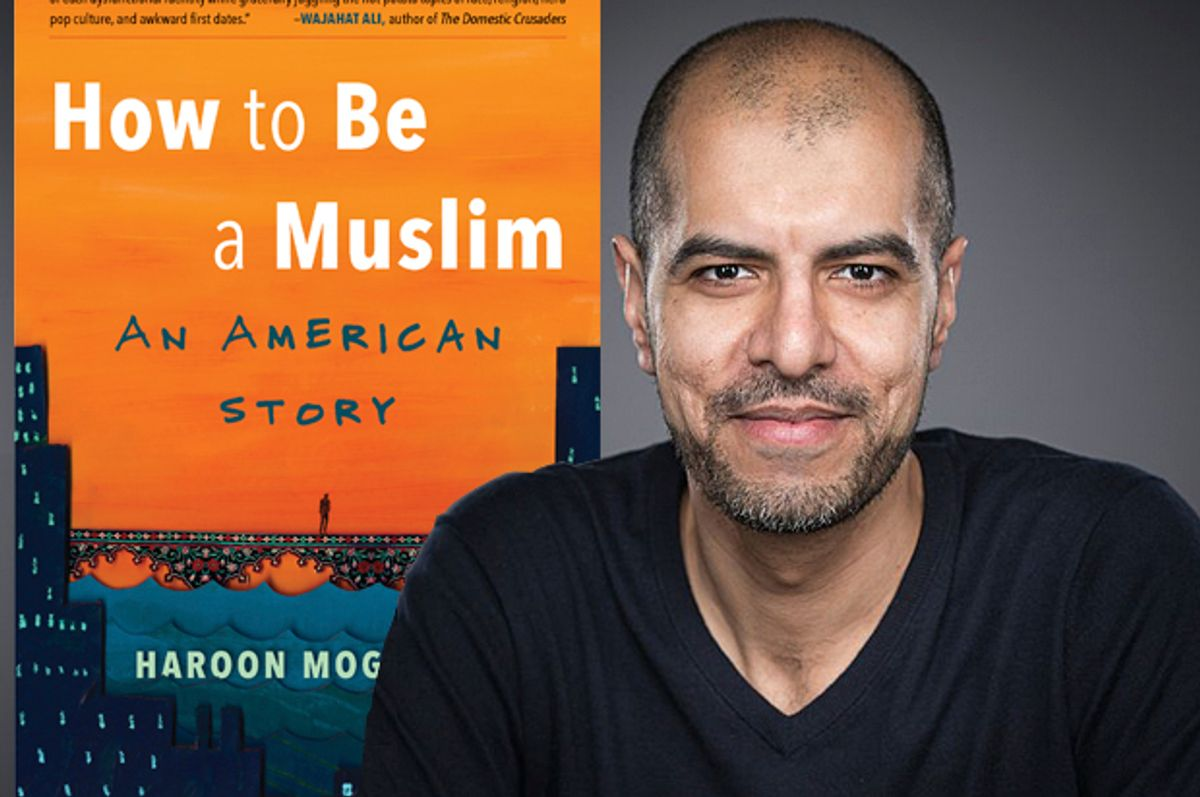 """""""How to Be a Muslim"""" by Haroon Moghul   (Rick Bern/Beacon Press)"""