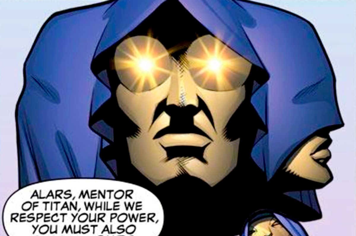 Living Tribunal (Marvel Comics)