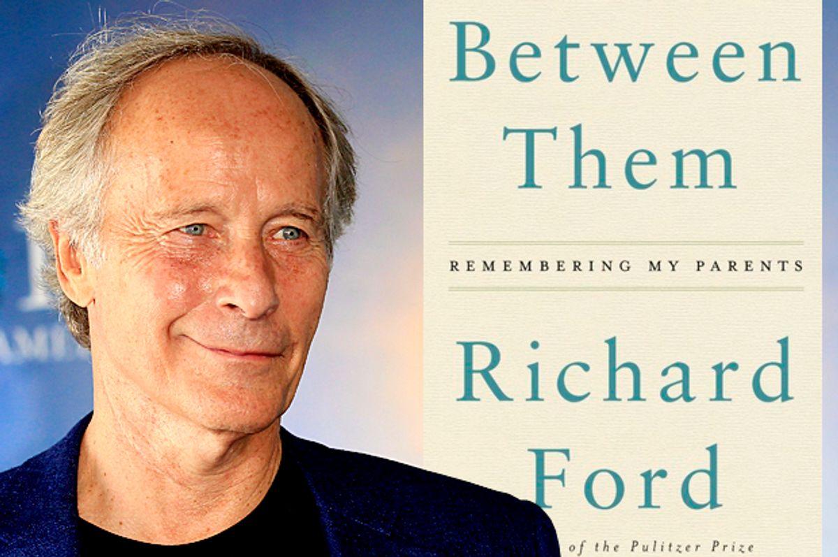 Richard Ford   (AP/Lionel Cironneau)