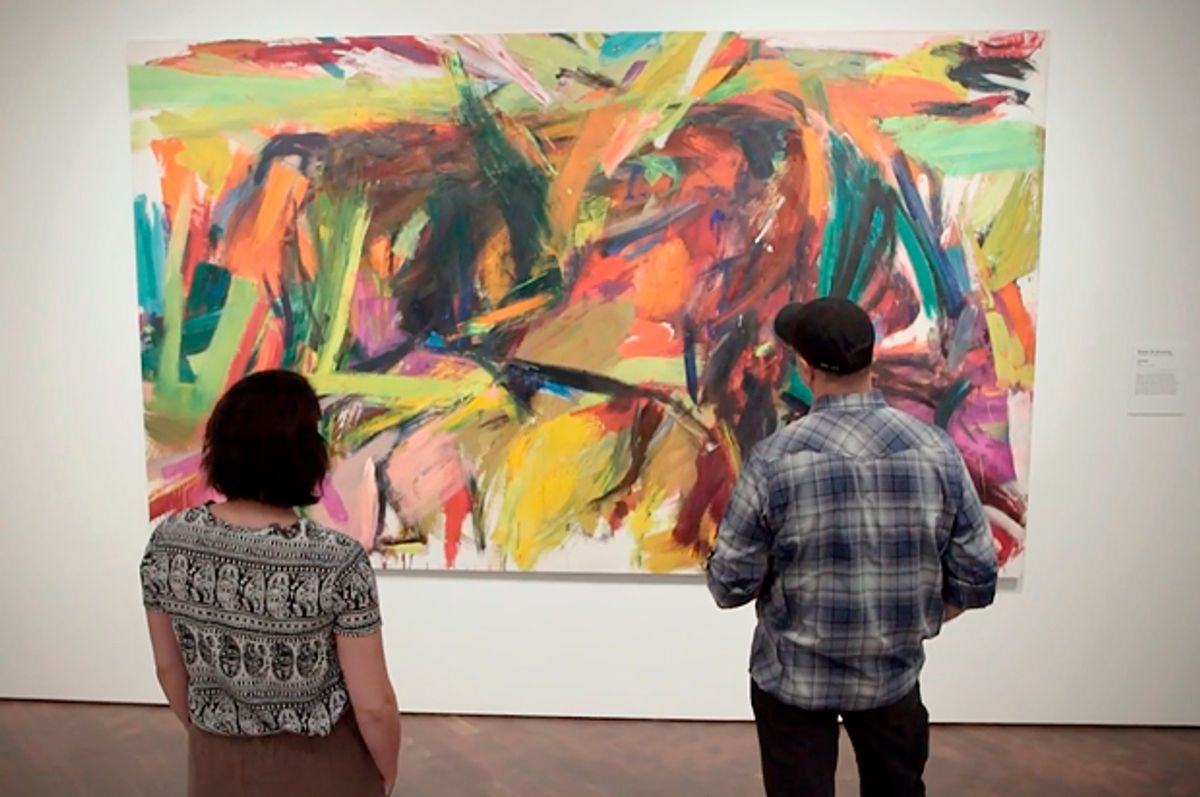 """The """"Women of Abstract Expressionism"""" Exhibit at the Denver Art Museum (Denver Art Museum)"""