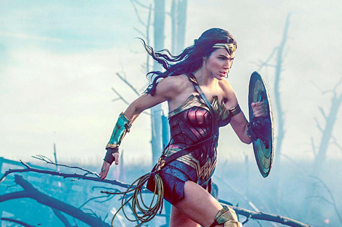 "Gal Gadot as Diana in ""Wonder Woman"" (Warner Bros. Pictures/Clay Enos)"