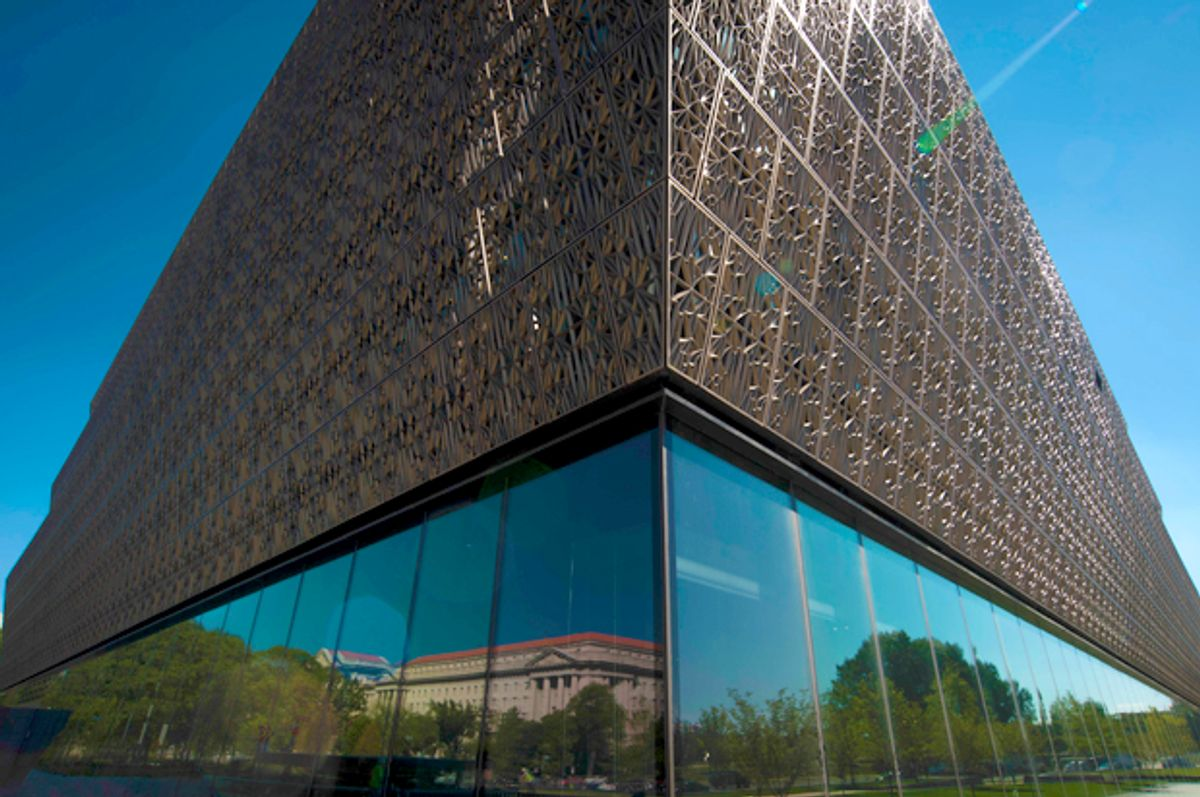 Smithsonian's National Museum of African American History and Culture (Getty/Preston Keres)
