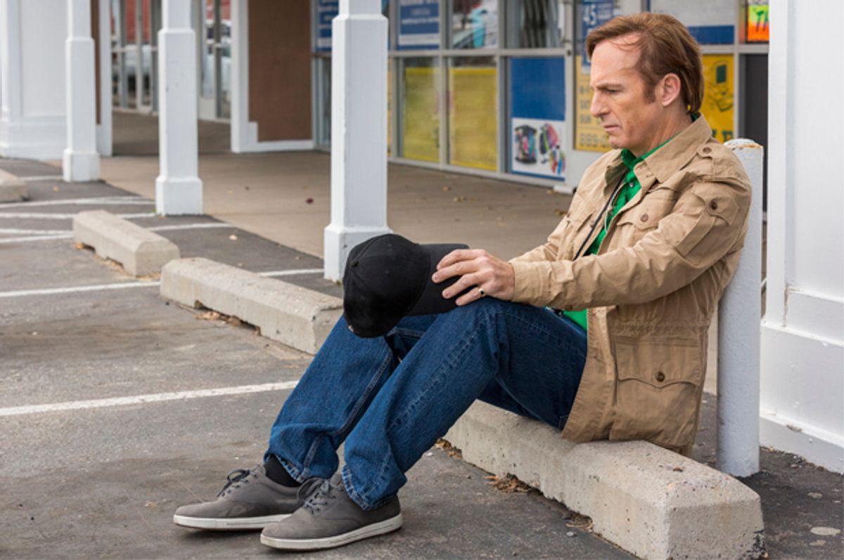 "Bob Odenkirk in ""Better Call Saul""   (AMC)"