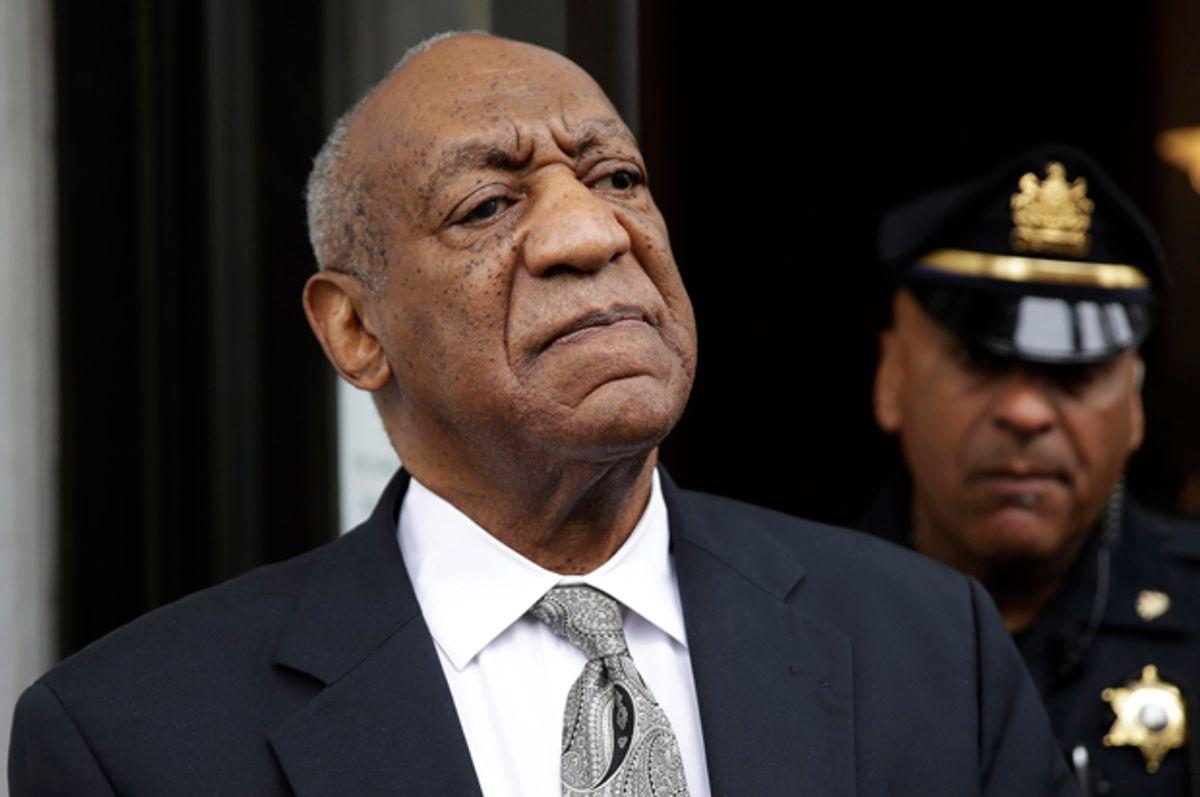 Bill Cosby   (AP/Matt Rourke)
