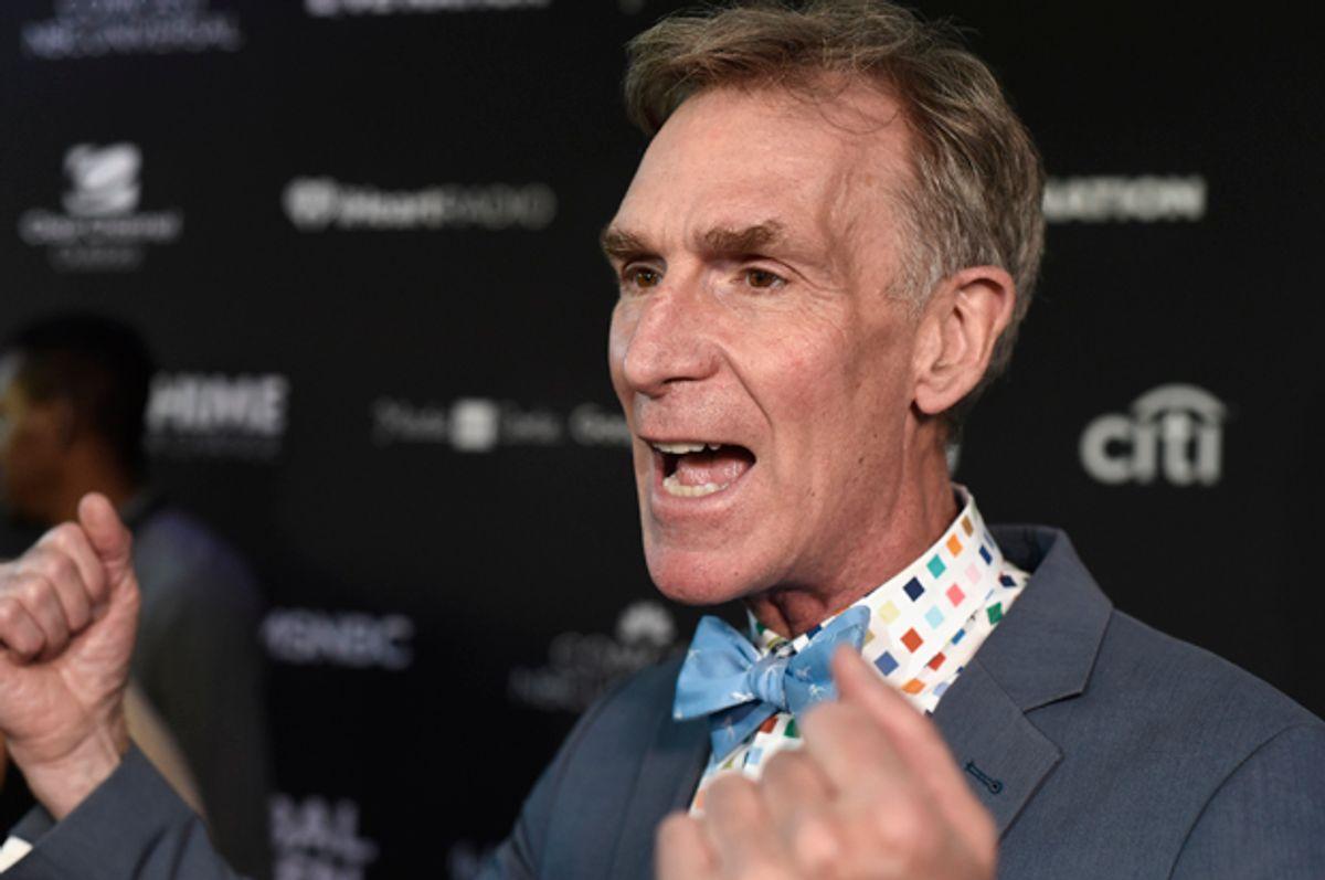 Bill Nye   (Getty/Noam Galai)