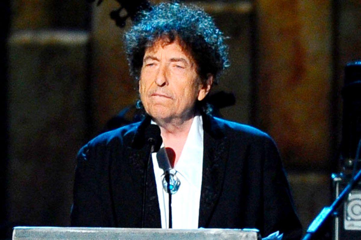 Bob Dylan (AP/Vince Bucci)