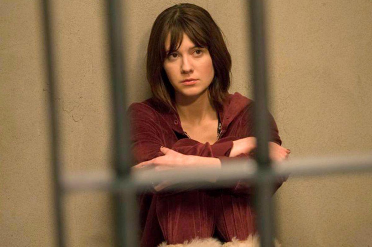 "Mary Elizabeth Winstead as Nikki Swango in ""Fargo."" (FX/Chris Large)"