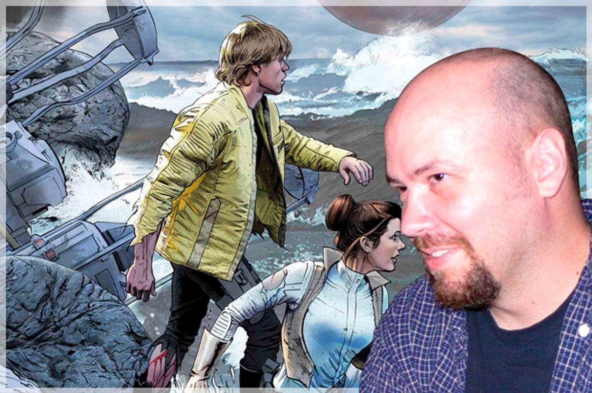Jason Aaron (WikiMedia/Marvel)