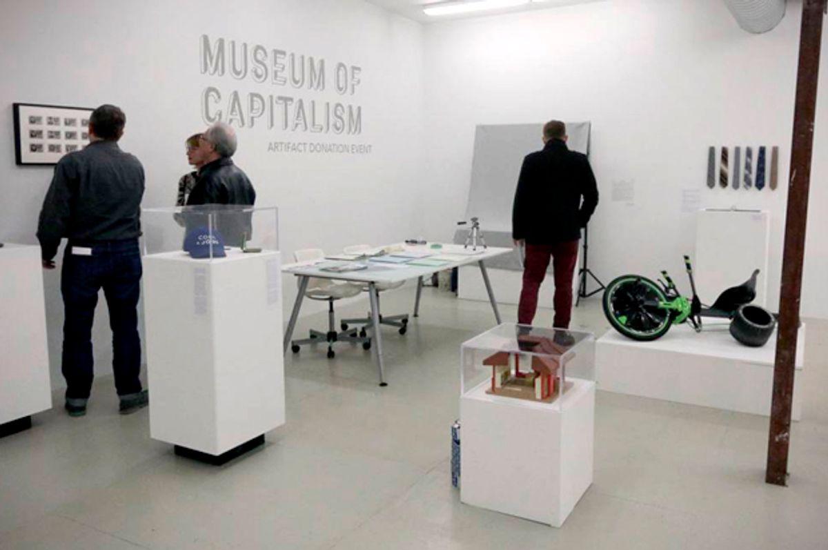 The Museum of Capitalism   (Rebecca Elmquist/Museum of Capitalism)