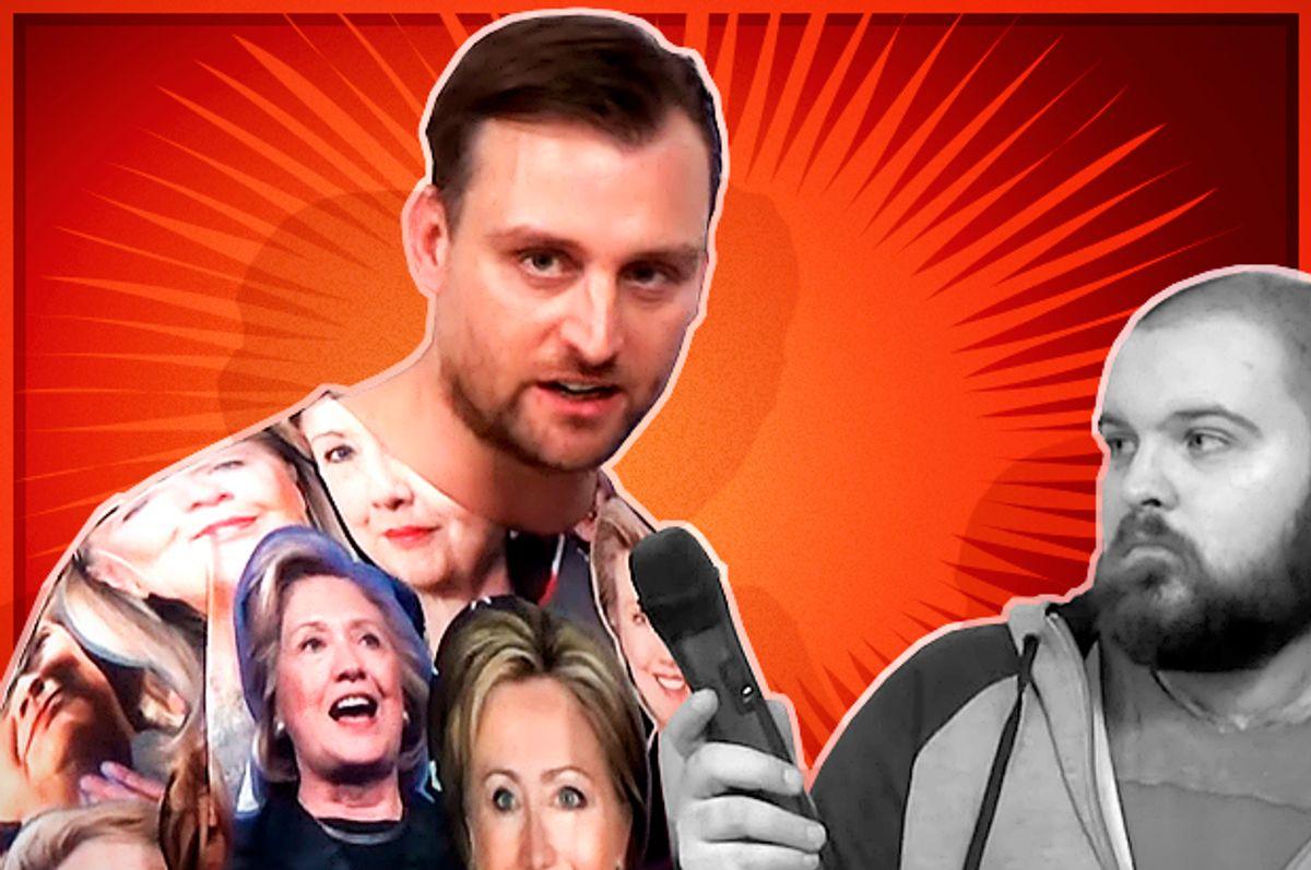 The Progressive Liberal (YouTube/Appalachian Mountain Wrestling/Salon)