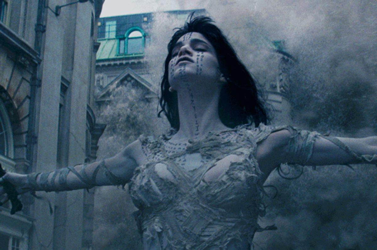 "Sofia Boutella as Princess Ahmanet in ""The Mummy"" (Universal Studios)"