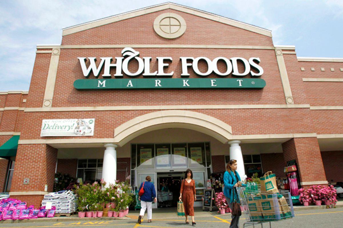 Whole Foods Market   (AP/Steven Senne)