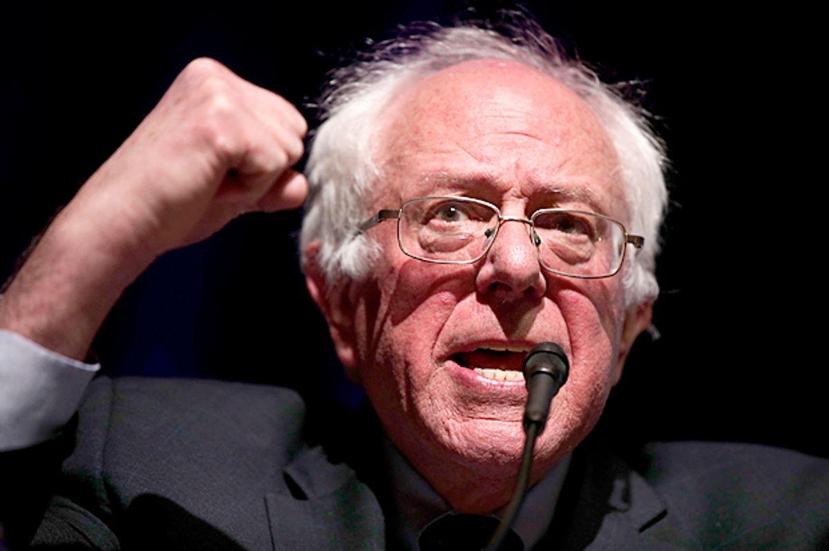 Bernie Sanders   (Getty/Alex Wong)