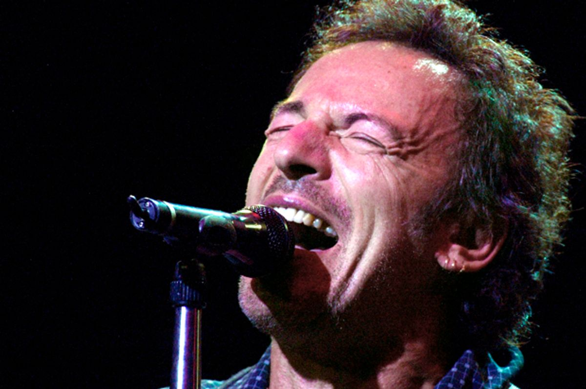 Bruce Springsteen   (AP/Markus Schreiber)