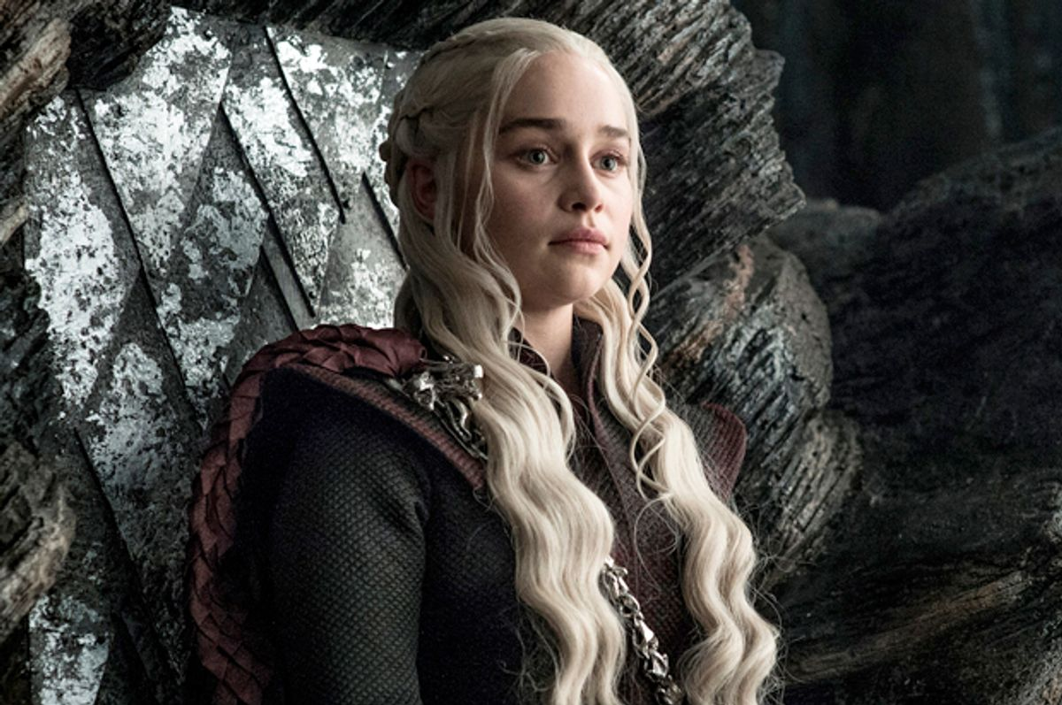 "Emilia Clarke in ""Game of Thrones""   (HBO)"