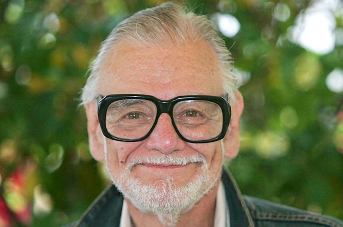 George A. Romero   (Getty/Gareth Cattermole)