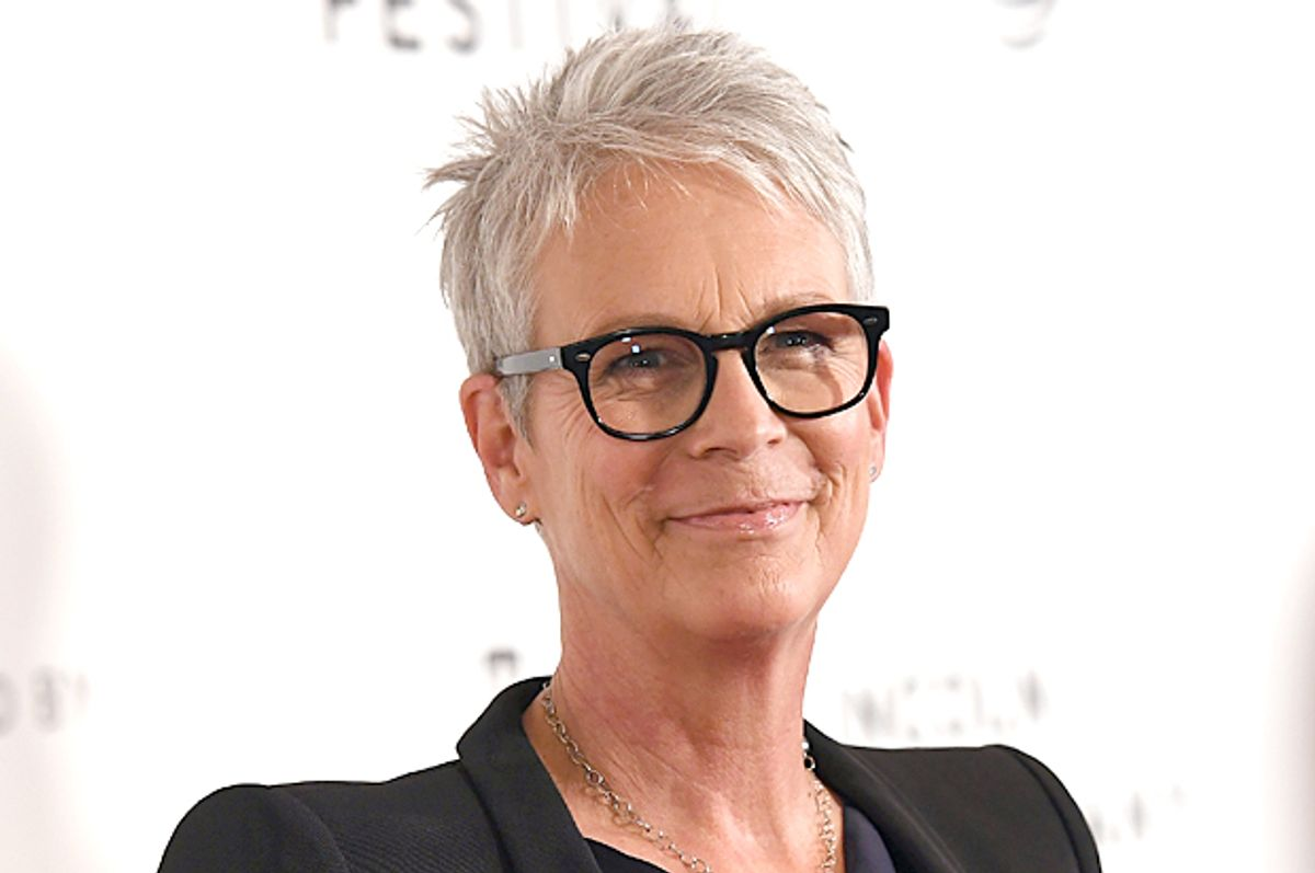 """Jamie Lee Curtis on learning how to support her trans daughter: """"I'm a grateful student"""""""