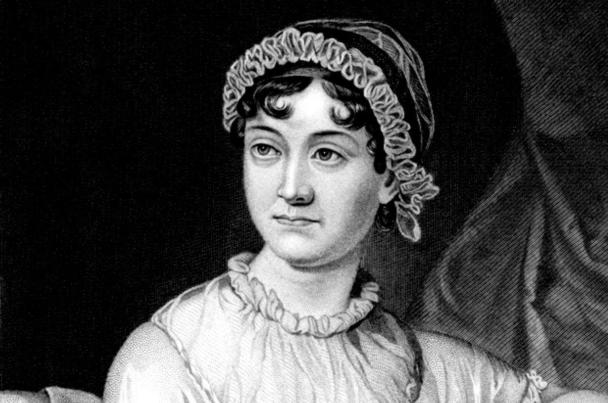 Jane Austen   (Getty/GeorgiosArt)