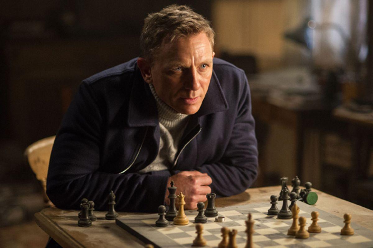 """Daniel Craig as James Bond in """"Spectre"""" (Metro-Goldwyn-Mayer)"""