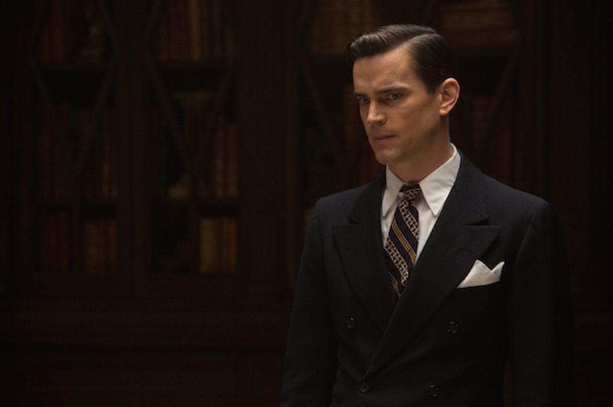 """Matt Bomer as Monroe Stahr in """"The Last Tycoon"""" (Amazon)"""