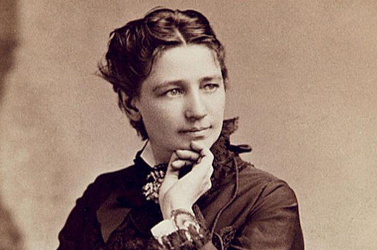 Victoria Woodhull   (Wikimedia)