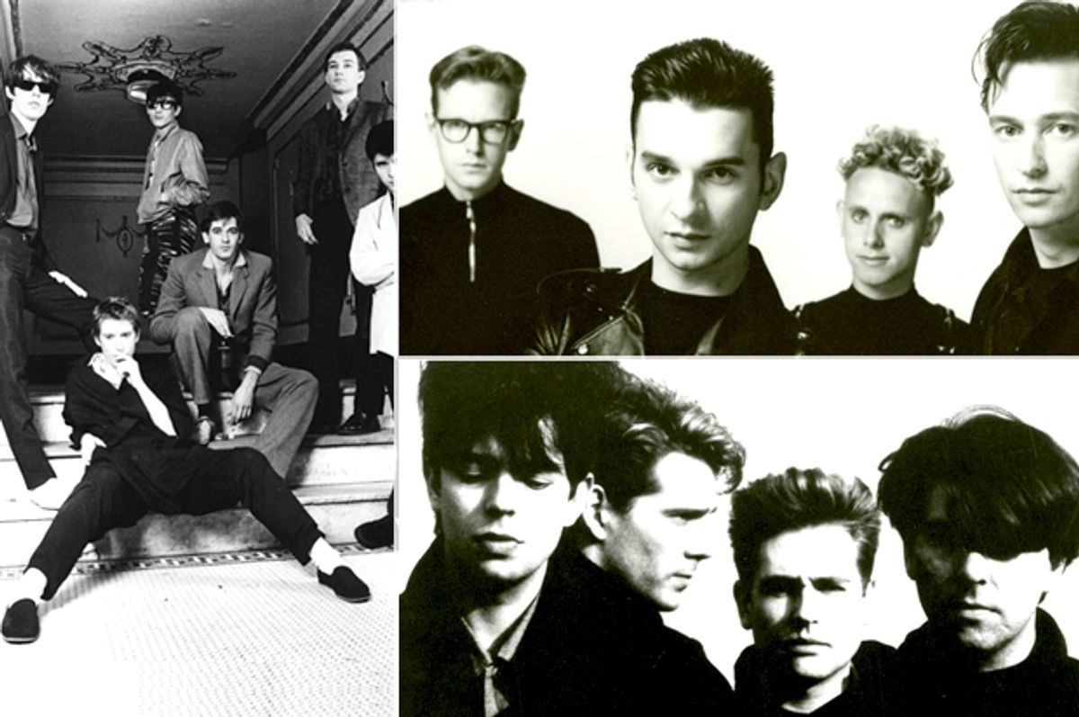 The Psychedelic Furs; Depeche Mode; Echo & the Bunnymen (Legacy/Sire)