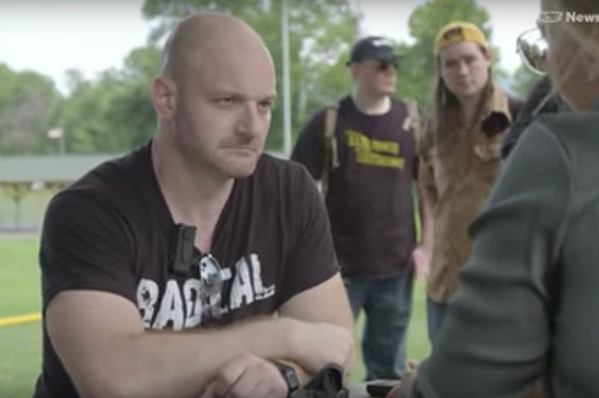 Christopher Cantwell (Youtube/Vice)