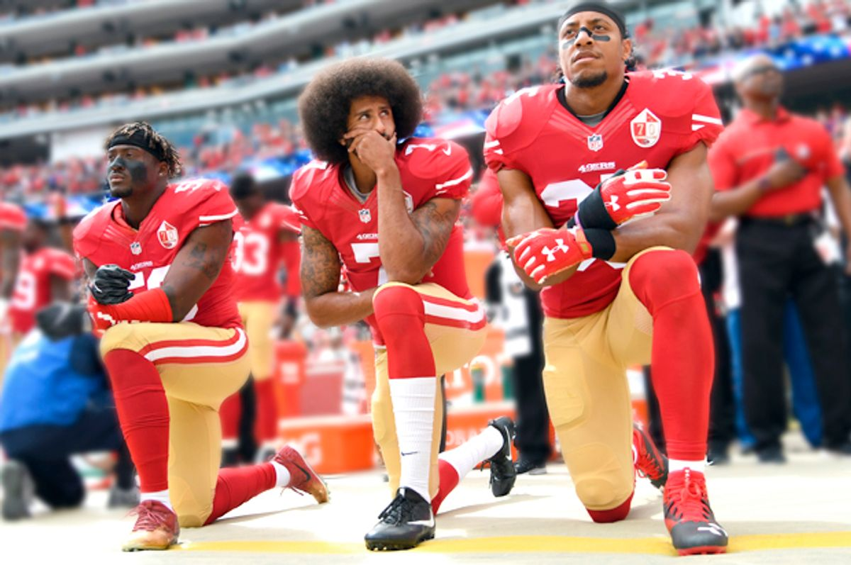 Study shows black, white football fans have divergent views of the game