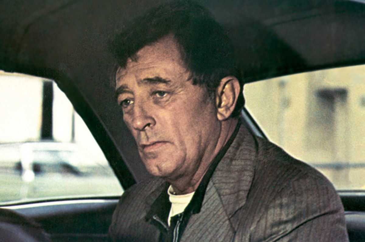 """Robert Mitchum in """"The Friends of Eddie Coyle"""" (Paramount Pictures)"""