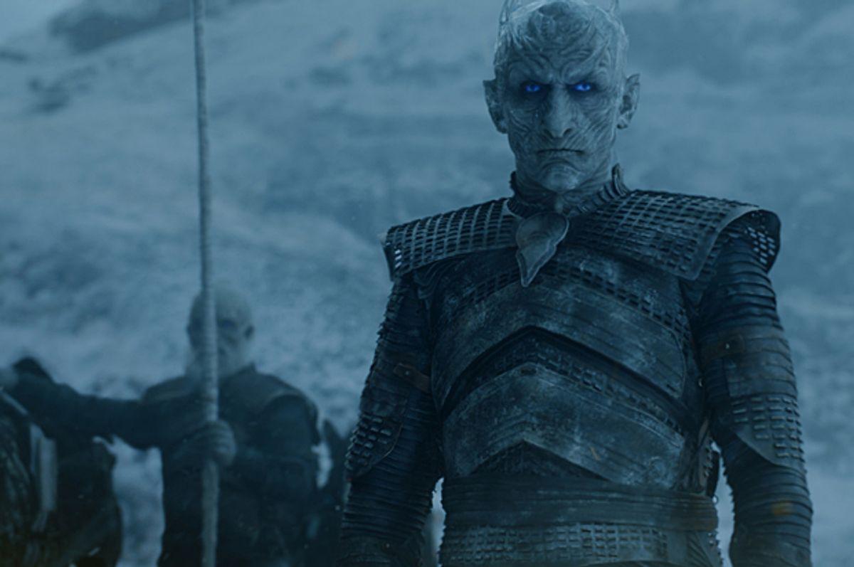 """Vladimir Furdik in """"Game of Thrones"""" (HBO)"""