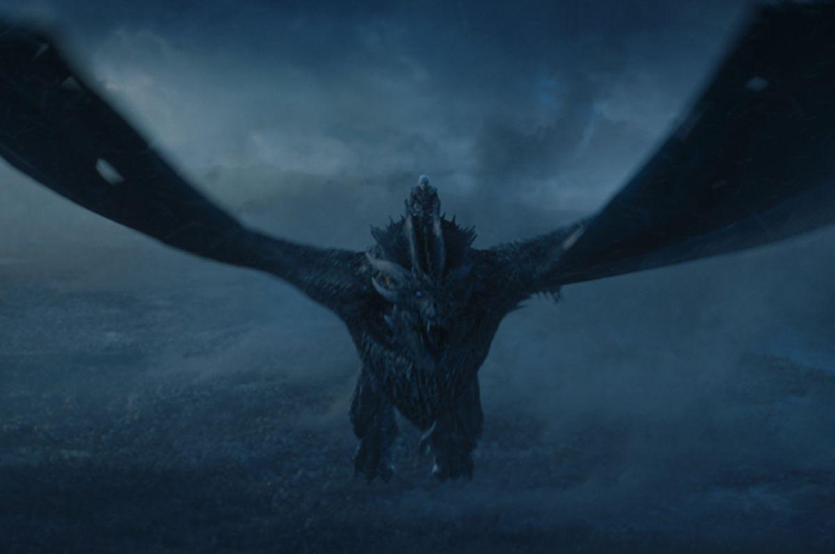 Vladimir Furdik as the Night King in Game of Thrones (HBO)
