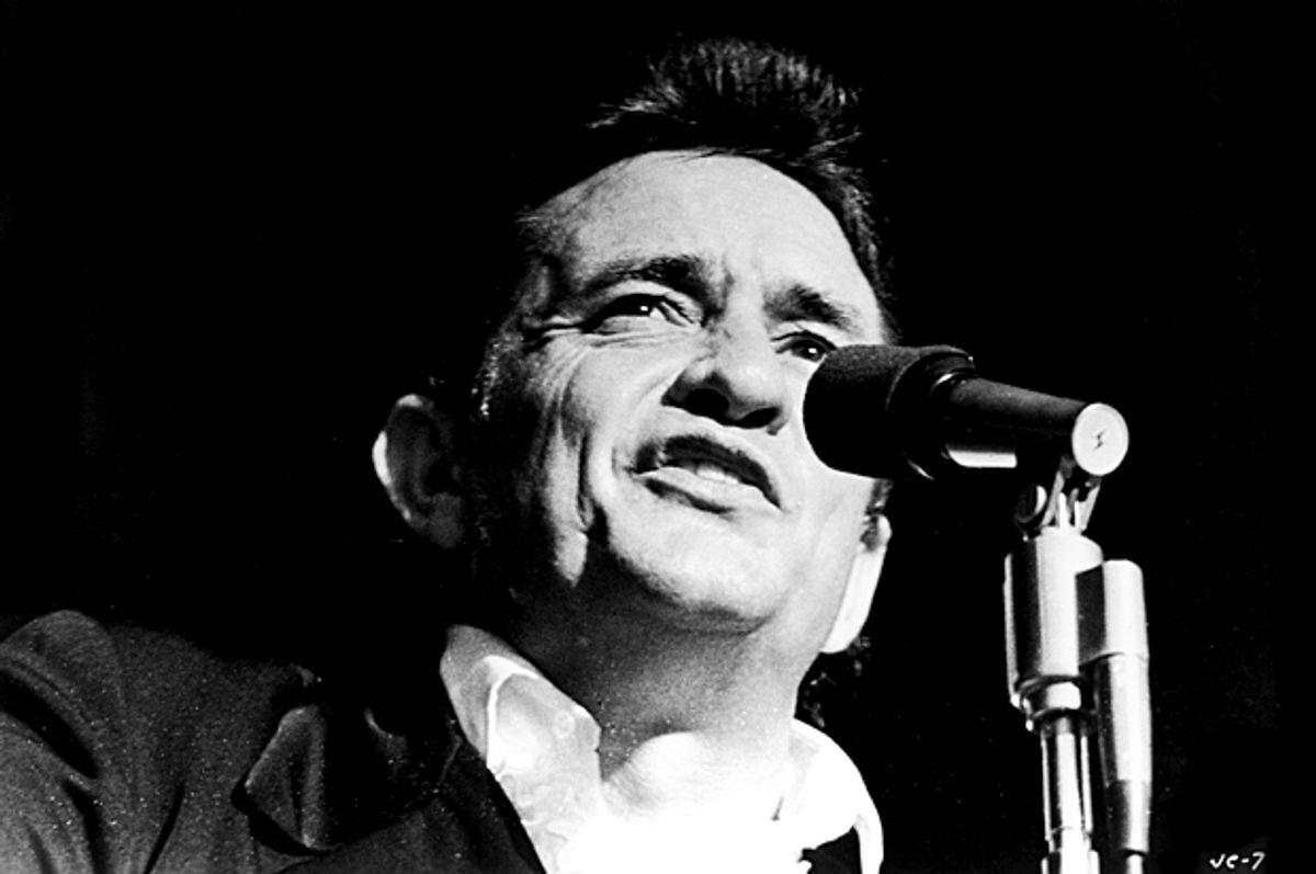 Johnny Cash   (Getty/Hulton Archive)