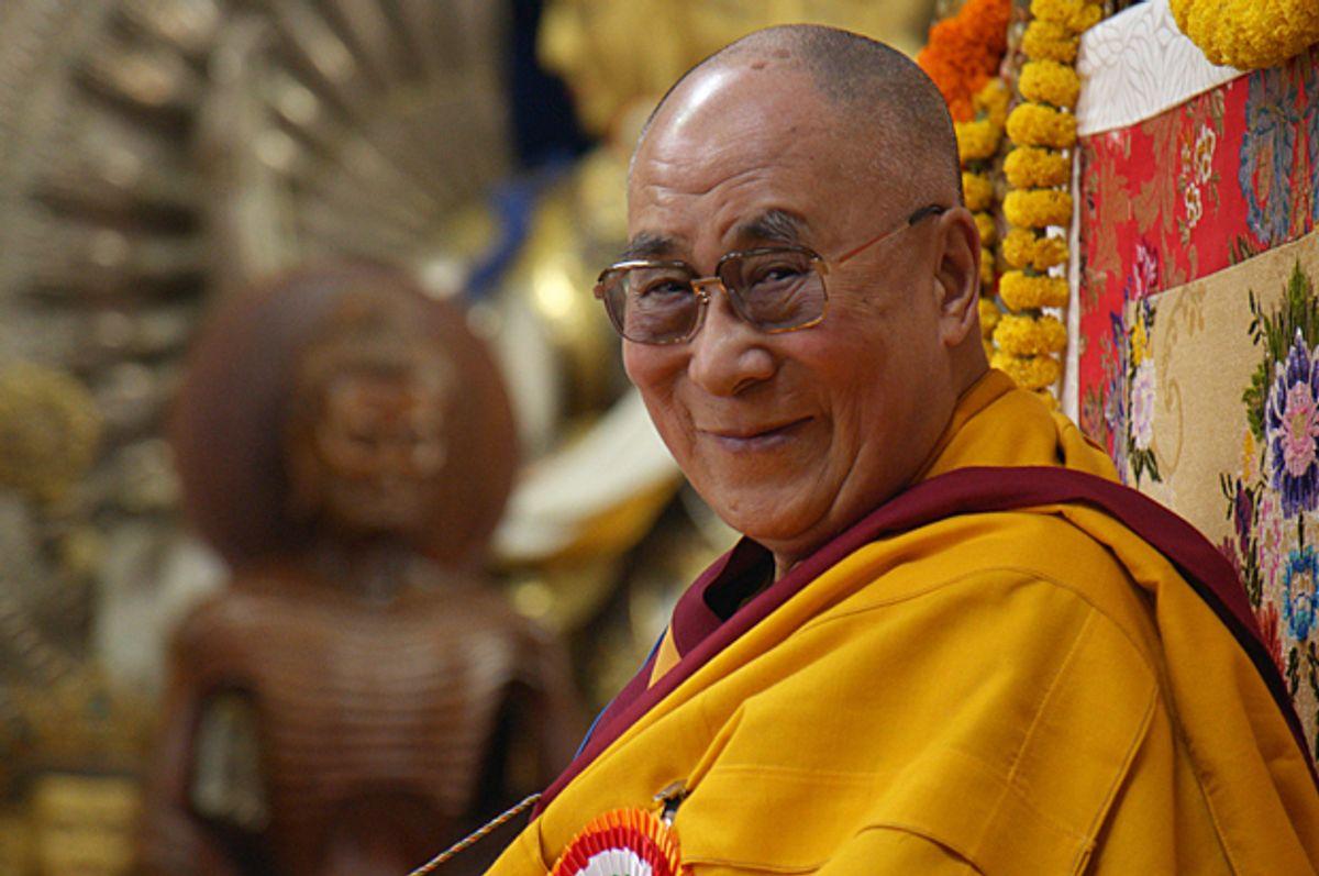 """The Last Dalai Lama"" (Lemel Pictures Inc.)"
