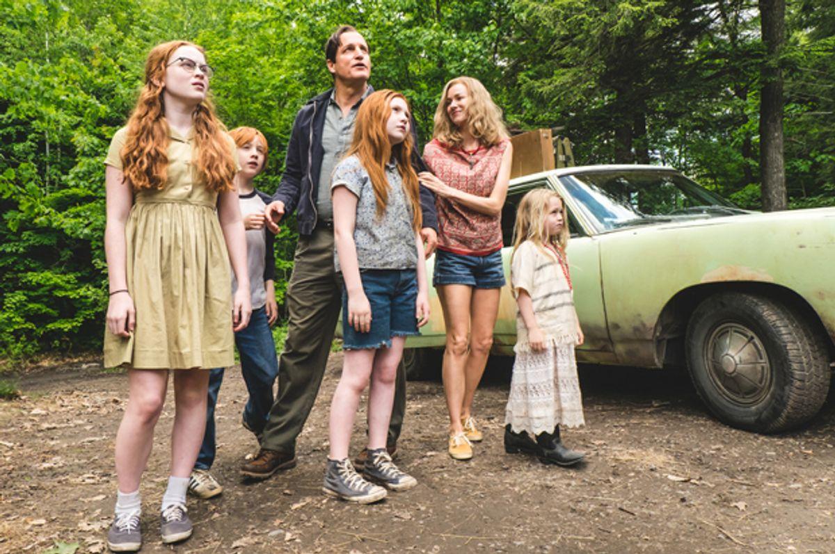 """The Glass Castle"" (Lionsgate Films/Jake Giles Netter)"