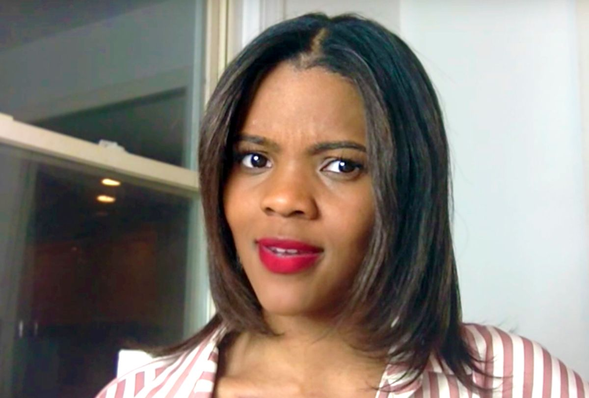Candace Owens of Red Pill Black, the toxic right's newest African-American star