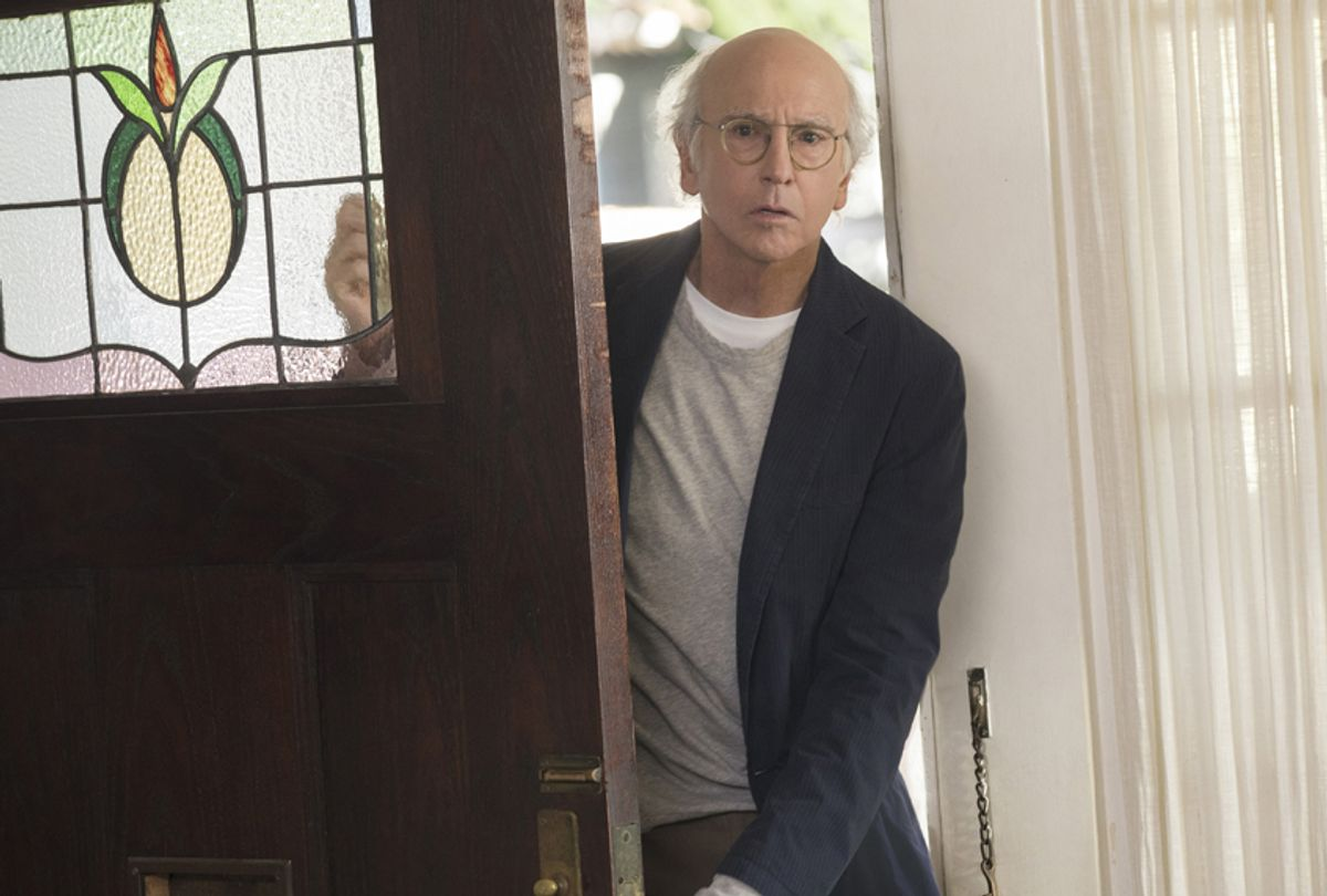 """Larry David in """"Curb Your Enthusiasm"""" (HBO/John P. Johnson)"""