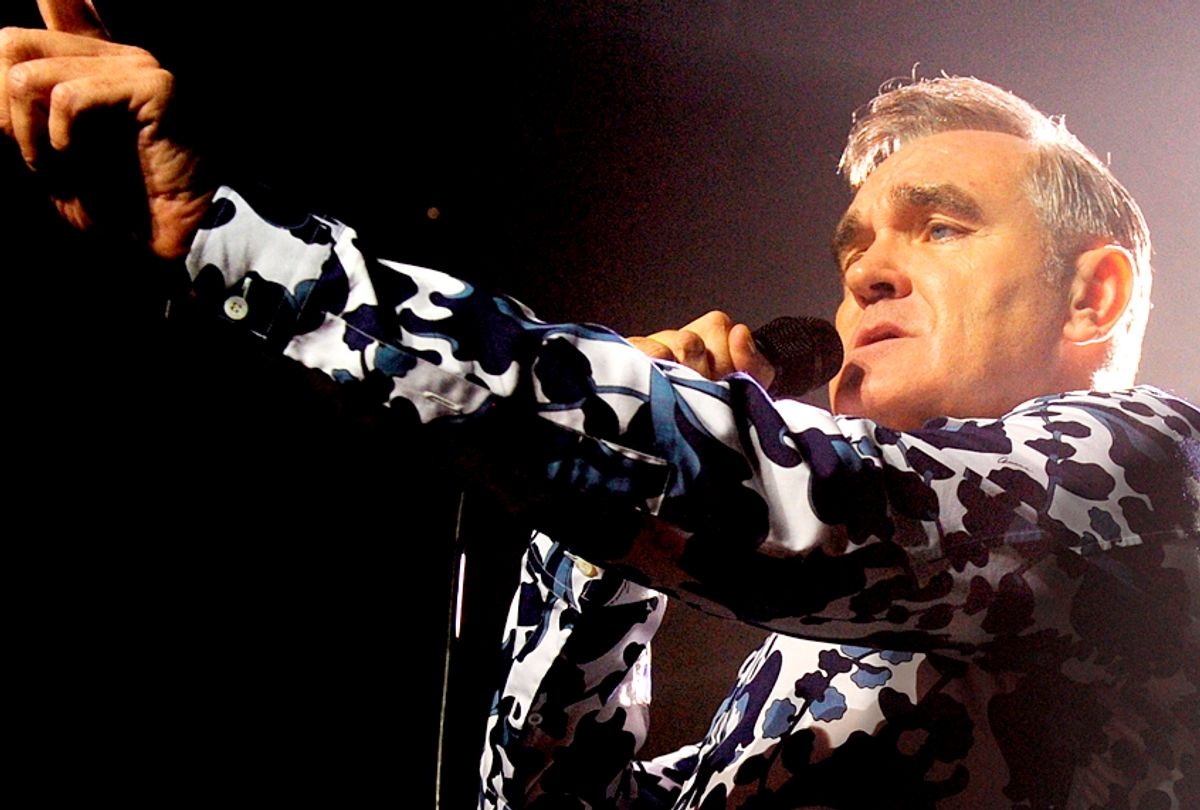 Morrissey (Getty/Kevin Winter)