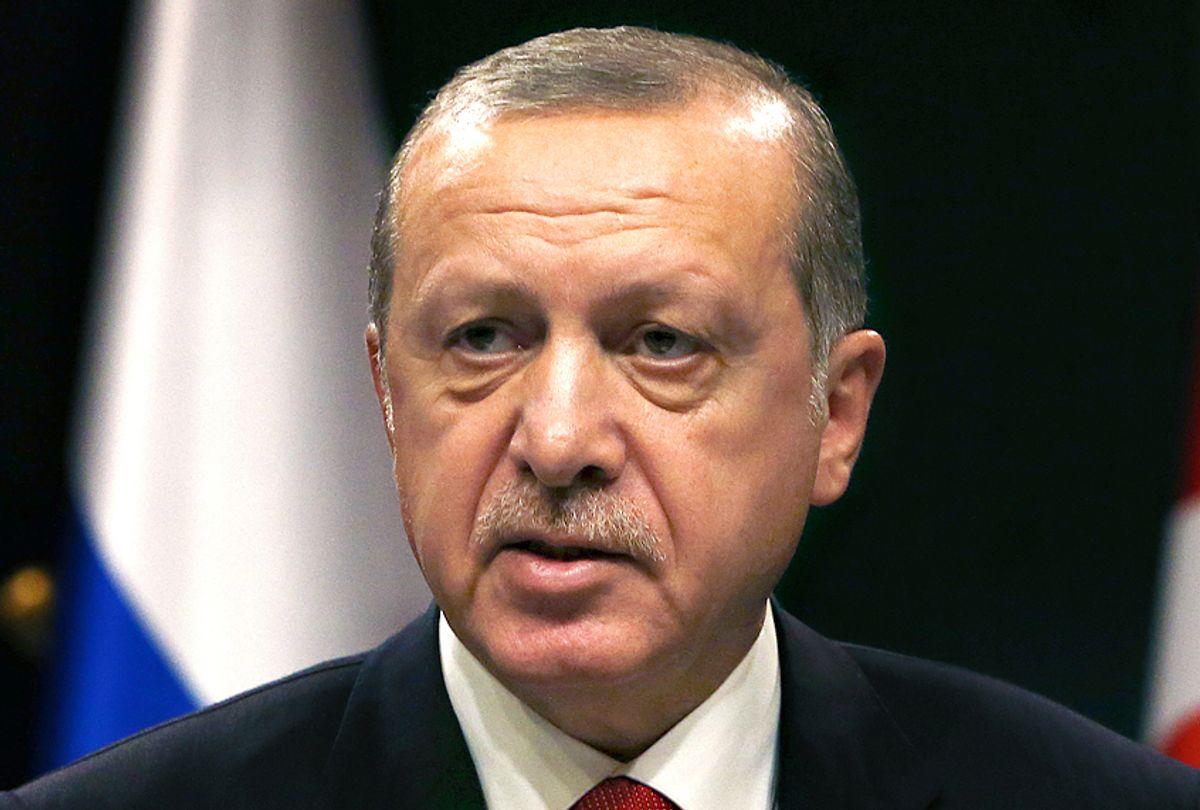 Recep Tayyip Erdogan (AP/Burhan Ozbilici)