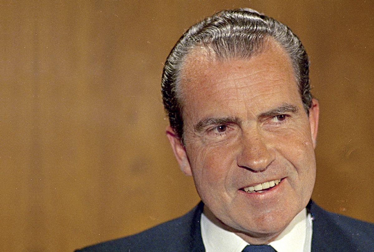 Richard Nixon (AP)