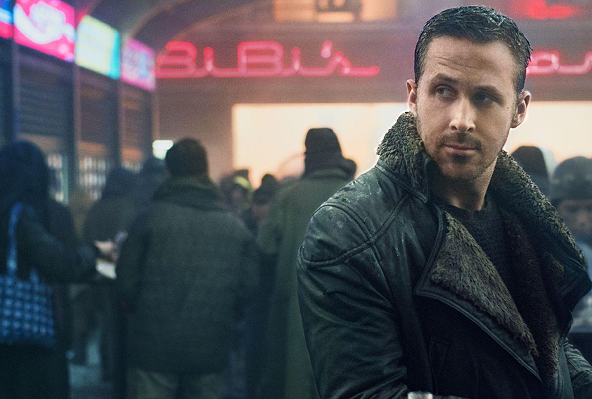 """Ryan Gosling in """"Blade Runner 2049"""" (Warner Bros. Pictures/Stephen Vaughan)"""
