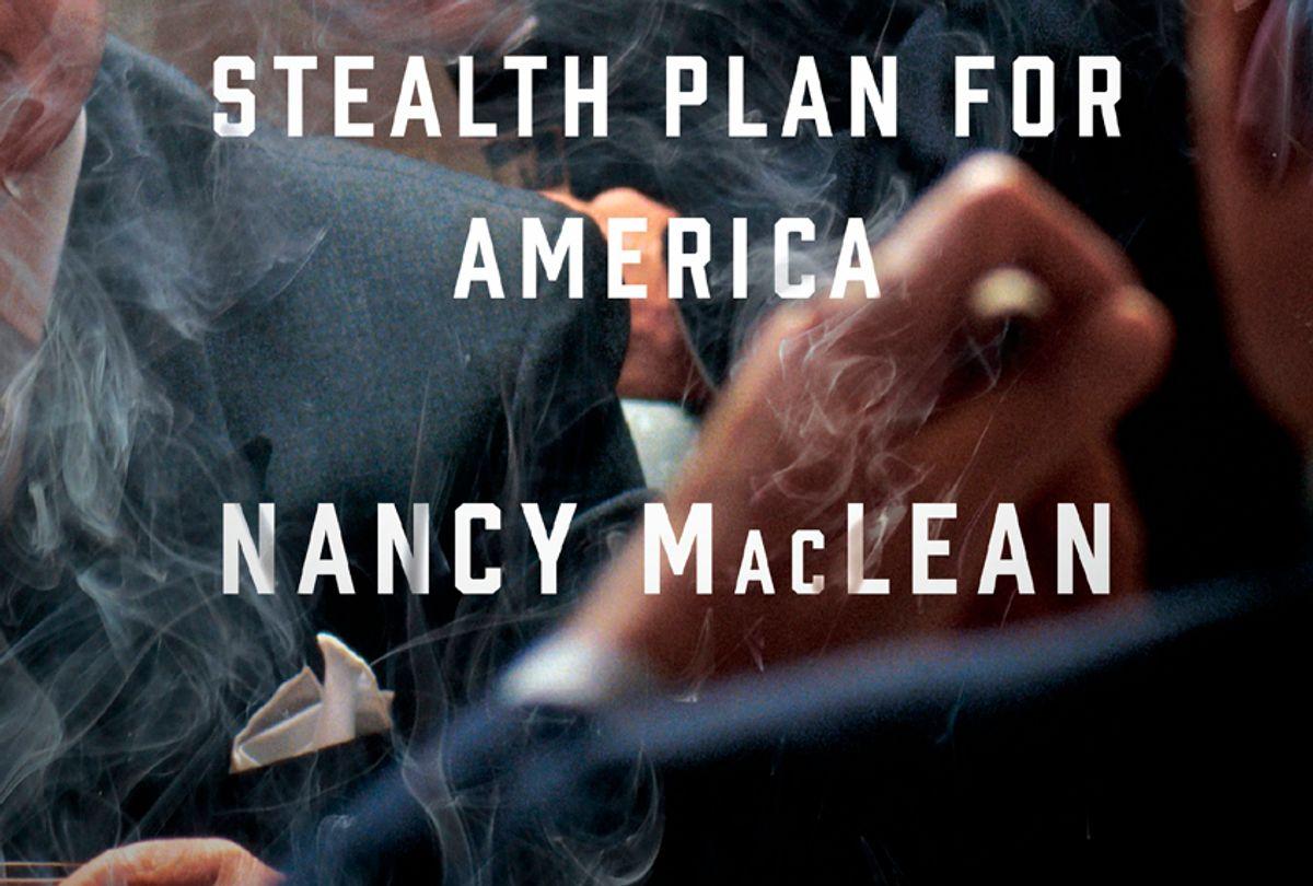 Democracy in Chains by Nancy MacLean (Penguin Random House)